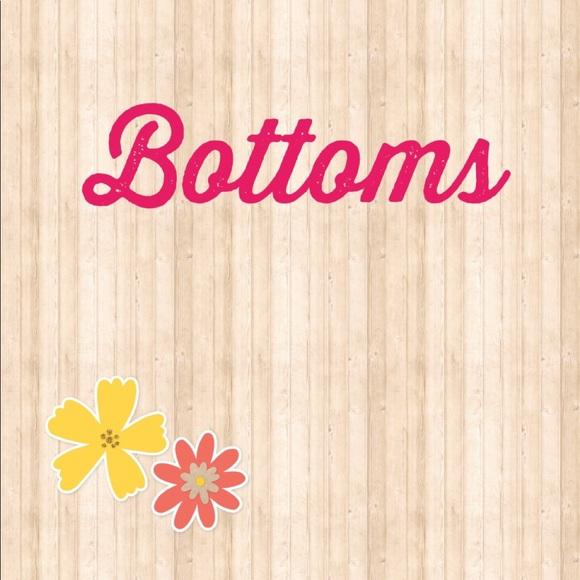 Pants - Bottoms